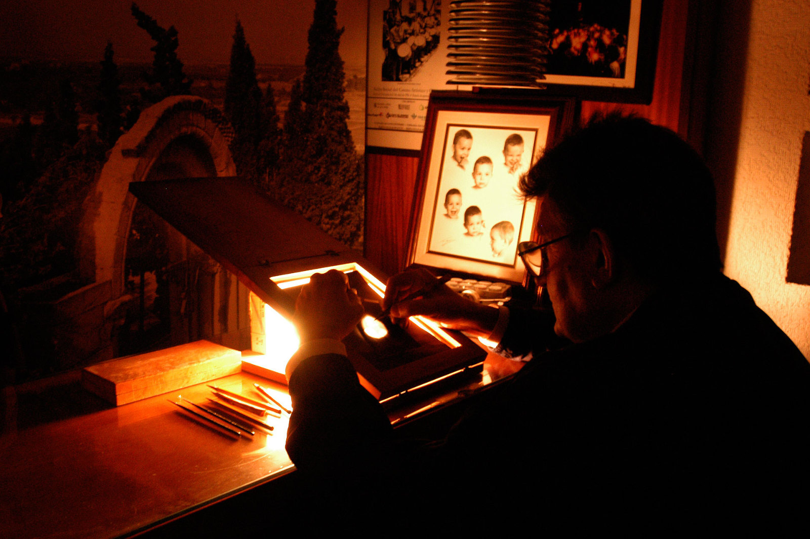 Manuel Gracia en Laboratorio02